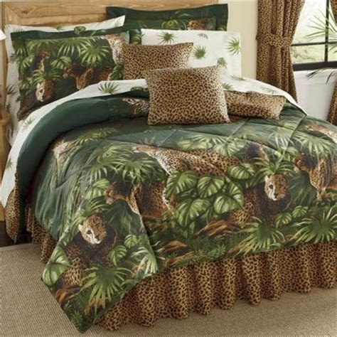 bedding and window treatments sets cheetah complete bedding set pillow and window treatments