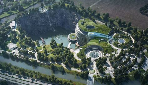 Shimao Wonderland Intercontinental Quarry Hotel will be
