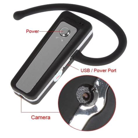 Ondigo Hd720 Earphone New new hd 720p bluetooth earphone mini dvr camcorder ebay