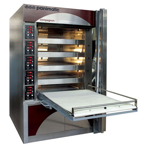 Oven Deck deck oven compagnon 900 panimatic professional equipment for bakeries and pastry companies