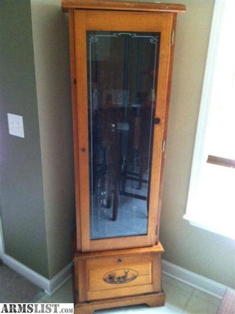 armslist for sale trade decorative gun cabinet