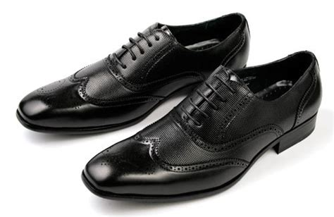 Mens Black Dress Shoes by The Appropriate Dress Shoes For