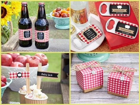 Bbq Baby Shower Favors by Hotref 187 Baby Shower
