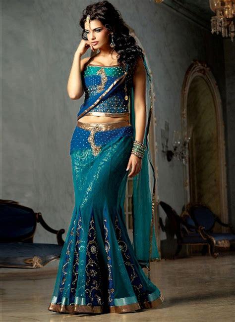 indian bridal wedding lehenga choli style sarees designs of sarees top 5 lehenga choli designs for girls 2013 2014