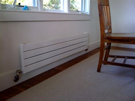 Hydronic Alternative Radiators Hydronic Radiant Wall Panels Solution For