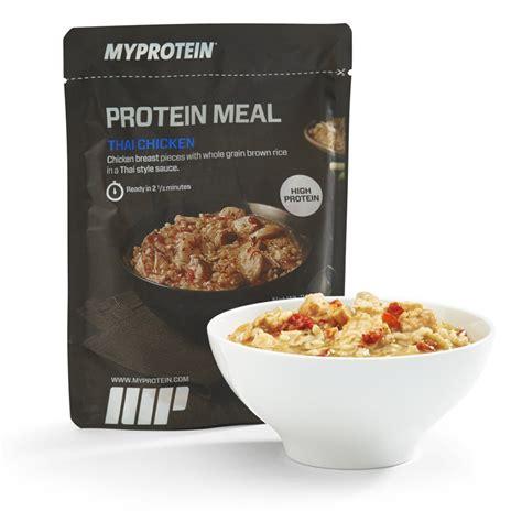 creatine in chicken protein meal thai chicken myprotein