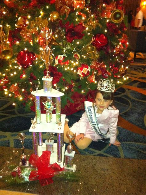 princess baylie hileman national cover miss 2012 13 in