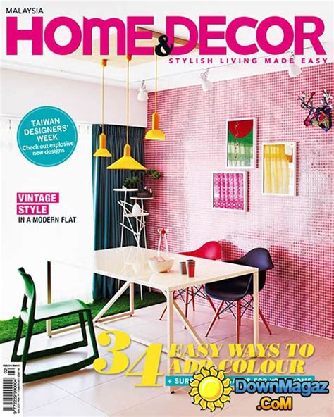 home design magazine download home decor malaysia february 2014 187 download pdf