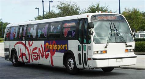 theme park express tx2 bus disney world offering passholders express transportation