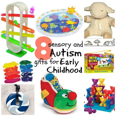Gifts For Children - 8 gifts for children with autism and sensory processing