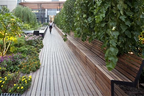 Landscape Architecture Work 07 Green Cloud Project By Temaland Landscape Architecture