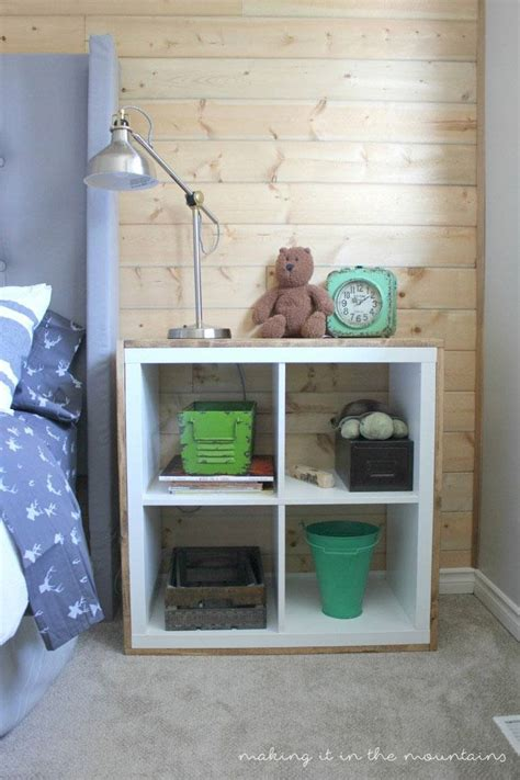 nachttisch organizer the best ikea kallax hacks and 20 different ways to use them