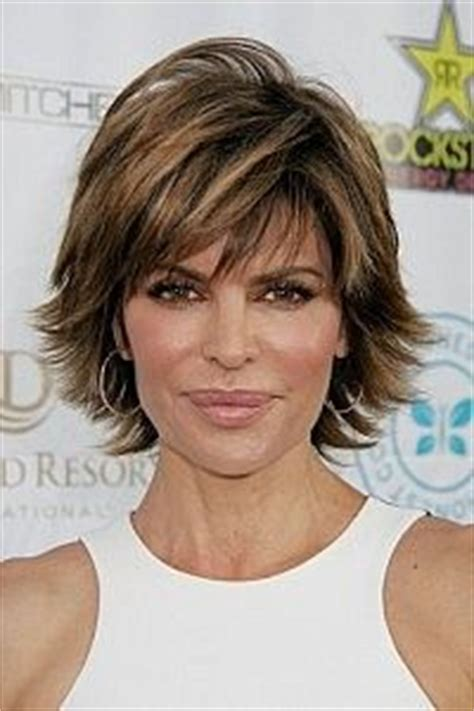 hair styles like lisa rena lisa rinna short celebrity hairstyles for women over 50 l