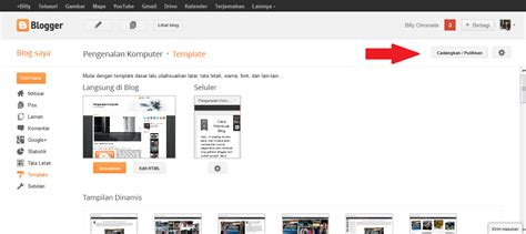 membuat blog menjadi keren membuat template blog menjadi keren pengenalan komputer