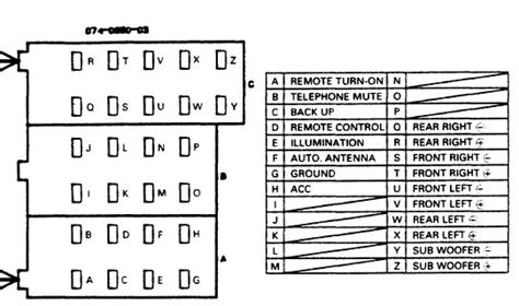 mitsubishi lancer radio wiring diagram images wiring