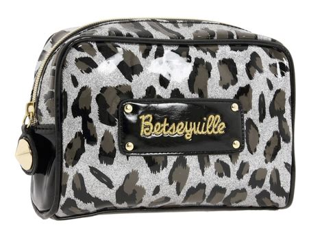 Betseyville Betsey Johnsons Pop Rock Glitteratti Cosmetic Bag by Kandeej Top 10 Back To School Backpack Purse Must