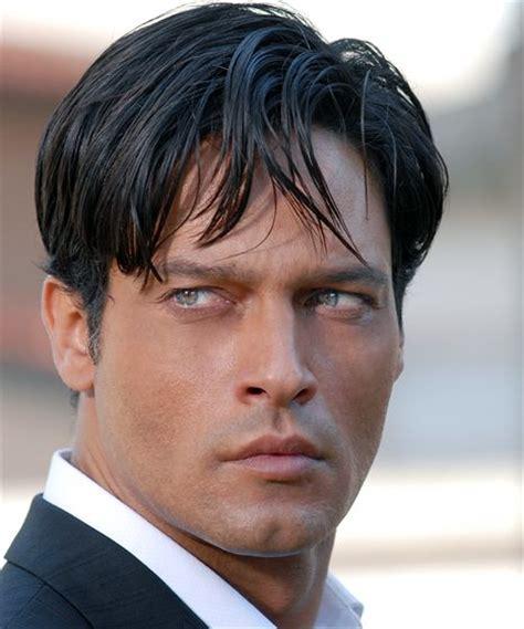 italian men short hair styles gabriel garko biografia