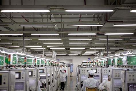 limited production in industry rising labor costs could make tech manufacturing leave china fortune