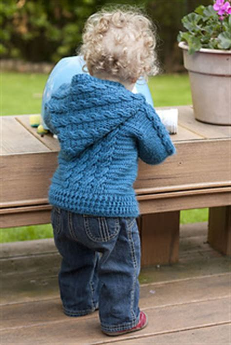 knitting for 5 year olds ravelry hooded cable sweater pattern by agnes