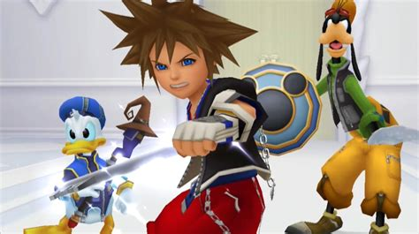 kingdom hearts chain of memories review kingdom hearts hd 1 5 2 5 remix gamer