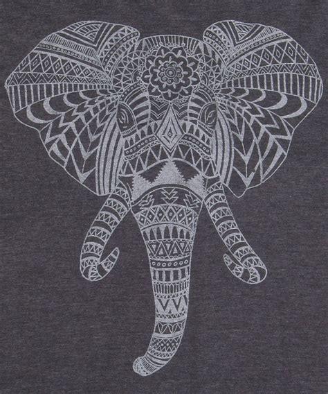 aztec elephant tattoo elephant aztec t shirt piercings and tattoos