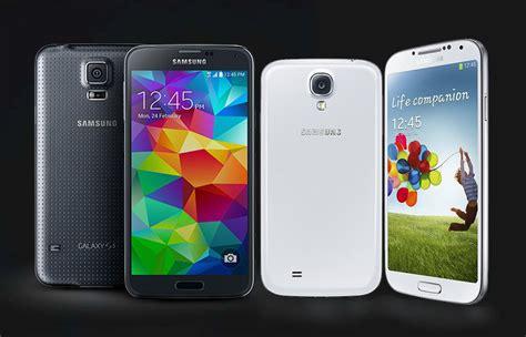 Samsung Y 7 Diferencias Entre Samsung Galaxy S5 Y Samsung Galaxy S4
