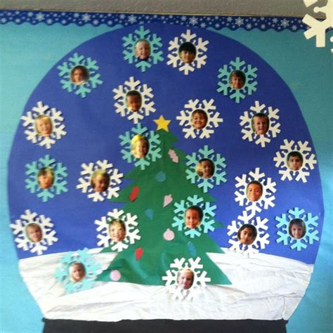 preschool christmas themes ideas best 25 december bulletin boards ideas on pinterest