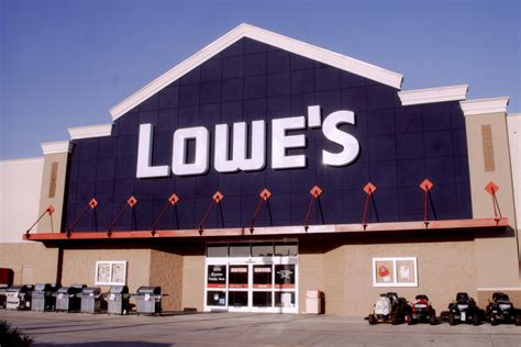 lowe s home improvement retail construction donahuefavret