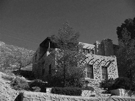 haunted houses el paso tx lost destinations mystery on the mountain