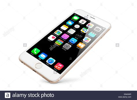 digitally generated image  cell phone  iphone  gold