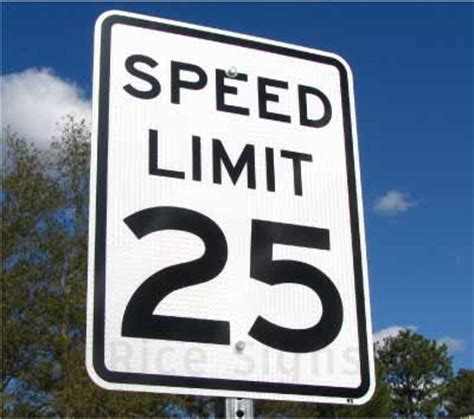 in color age limit speed limit signs