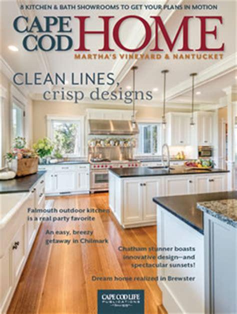 cape cod home magazine cape dreams building design if you can it we