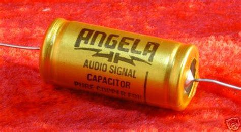 angela capacitor angela copper foil paper in capacitor 047uf 630vdc