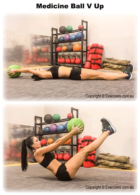 medicine ball   exercisescomau