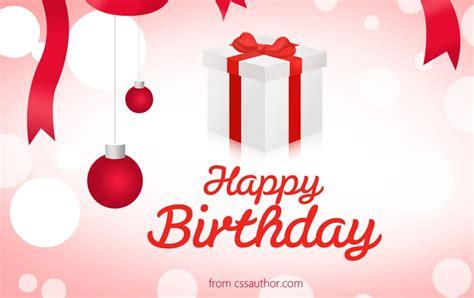 Birthday Card Psd Free
