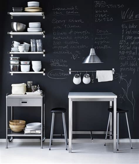 Home Decor Chalkboard by Chalkboard Walls In The Kitchen Panda S House