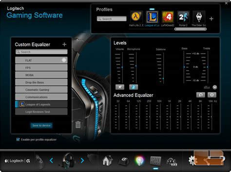 Best Light Color For Sleep by Logitech G633 Artemis Spectrum Rgb 7 1 Surround Gaming