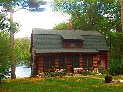 Minocqua Wi Cabin Rentals by Charming Minocqua Area Log Home Sleeps 6 Vrbo
