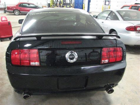 2005 ford mustang cluster 2005 ford mustang speedometer instrument cluster 22968