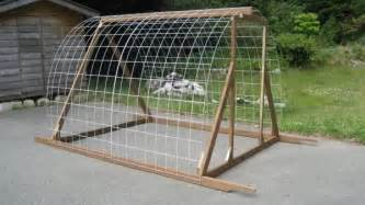 Chicken Blinds Cattle Panel Greenhouse Plans Http I95 Photobucket Com