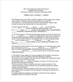 simple contract template 9 free documents in