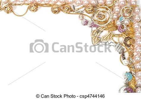 Image Gallery Jewelry Clip Art Borders Jewelry Border Clip
