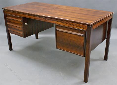 Antiques Atlas A Danish Rosewood Desk Rosewood Desk