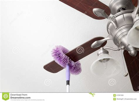 ceiling fan cleaning company cleaning ceiling fan stock photo image of wooden service