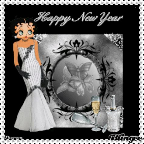 betty boop new year happy new year betty boop picture 104194925 blingee