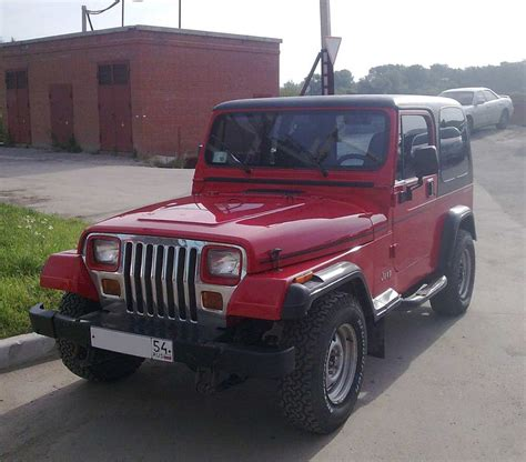 used 1994 jeep wrangler photos 2500cc gasoline manual