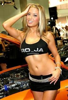 show girls collection sexy car showgirl