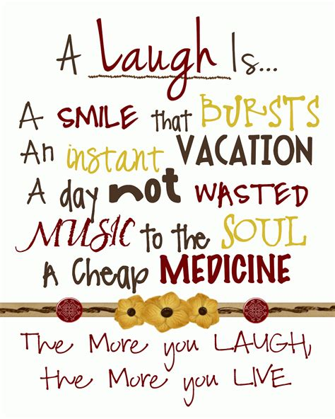 laugh quotes quotes about laughter quotesgram