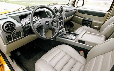 best auto repair manual 2003 hummer h2 interior lighting mini cooper s vs hummer h2 mismatch comparison road test review motor trend magazine