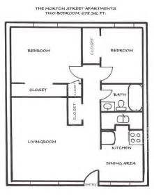 Floor Plan Of A 2 Bedroom House by Apartment Rentals Morton Street Apartments Pullman Wa